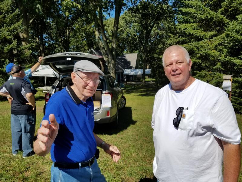 Sturgis, MI Swap Meet, 7/29/2017
