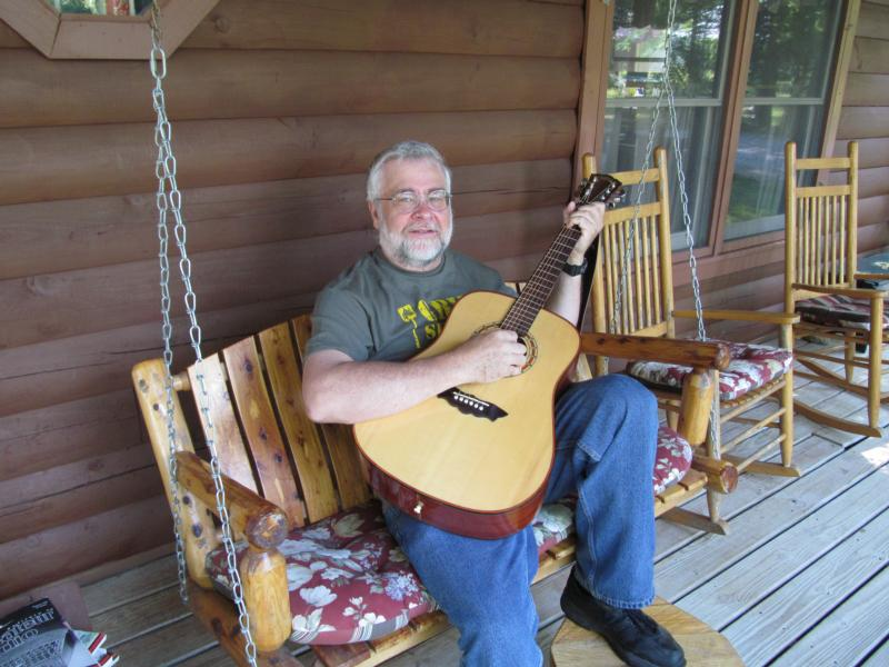 I have played acoustic guitar for over 50 years, as well as several other instruments.