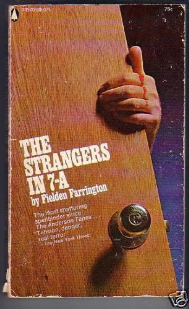 The Strangers In 7A, paperback